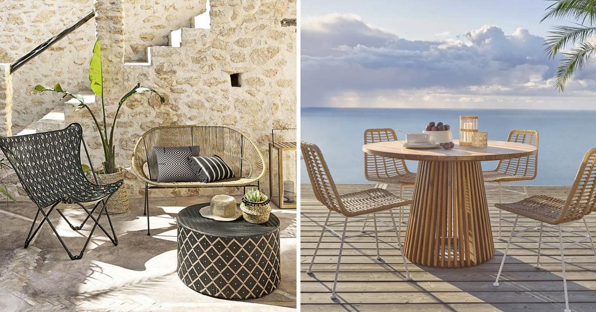 Dai un'occhiata ai nostri mobili e oggetti decorativi e fai i pieno di. Mobili Da Giardino Maisons Du Monde 2021 10 Idee Per Un Esterno Incantevole