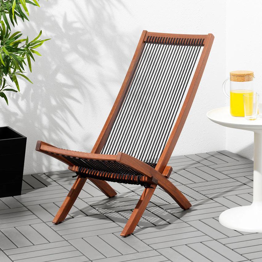 Non dimenticare i cuscini da esterno. Arredi Da Esterno Ikea 12 Ispirazioni Per Organizzare Giardino E Terrazzo In Vista Delle Belle Giornate