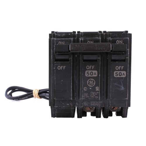 small resolution of geg thql2150st1 2p 50a 240v plug in shunt trip circuit breaker 120v shunt