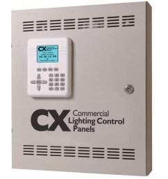 cx162s162nm hba lighting control panel w 16ea 20a 1p elec held relays nema 1 surface [ 1200 x 1200 Pixel ]
