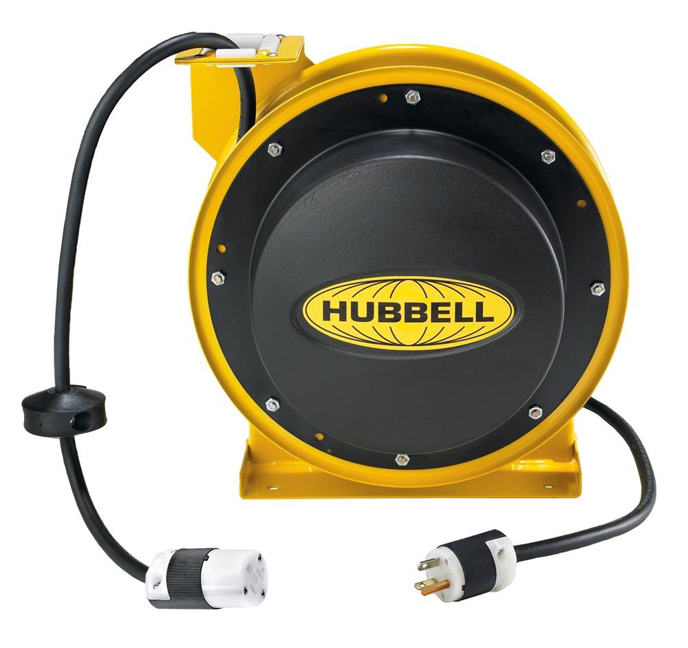 medium resolution of hubbell wiring device kellems hbl45123c20 wiring device kellems cord reel with hbl5369c
