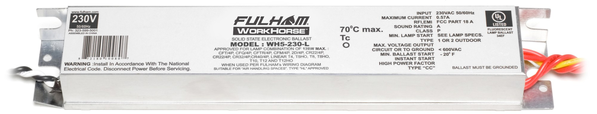 hight resolution of wh5 230 l fulham