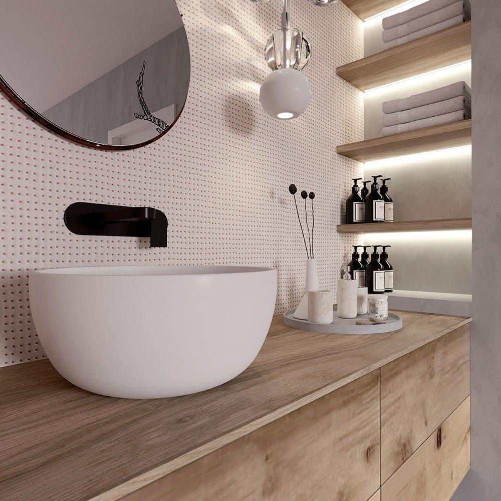 Arredo bagno  Idea di Idroterm  Scegli il tuo stile disegna il tuo bagno