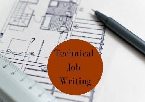 Technical Job Writing | Remote Copywriting