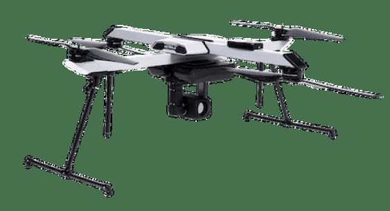 Netra V3 ideaforge NPNT compliant drone