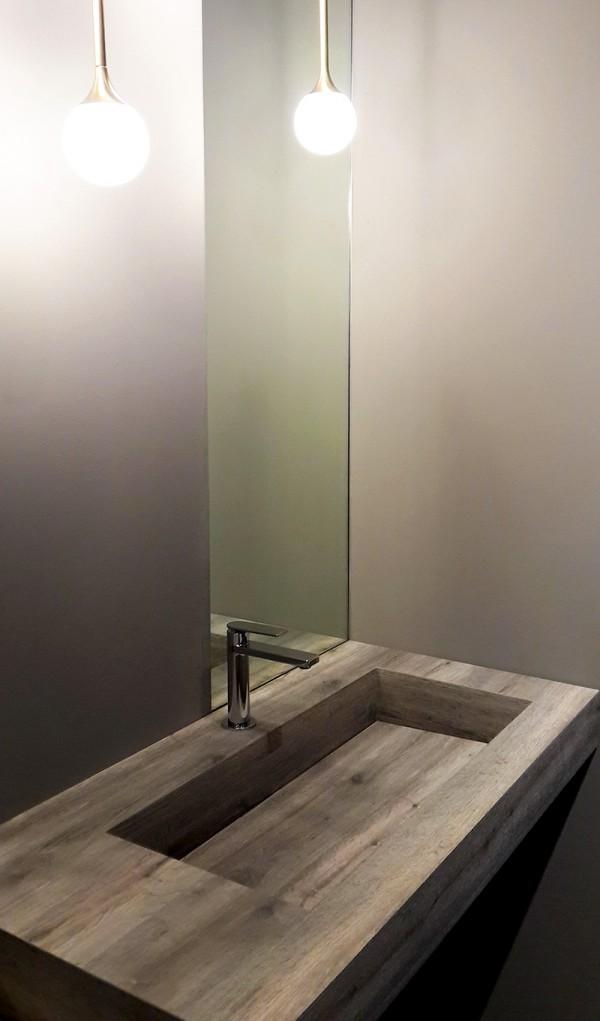 Come arredare un bagno industrial chic  Ideagroup Blog