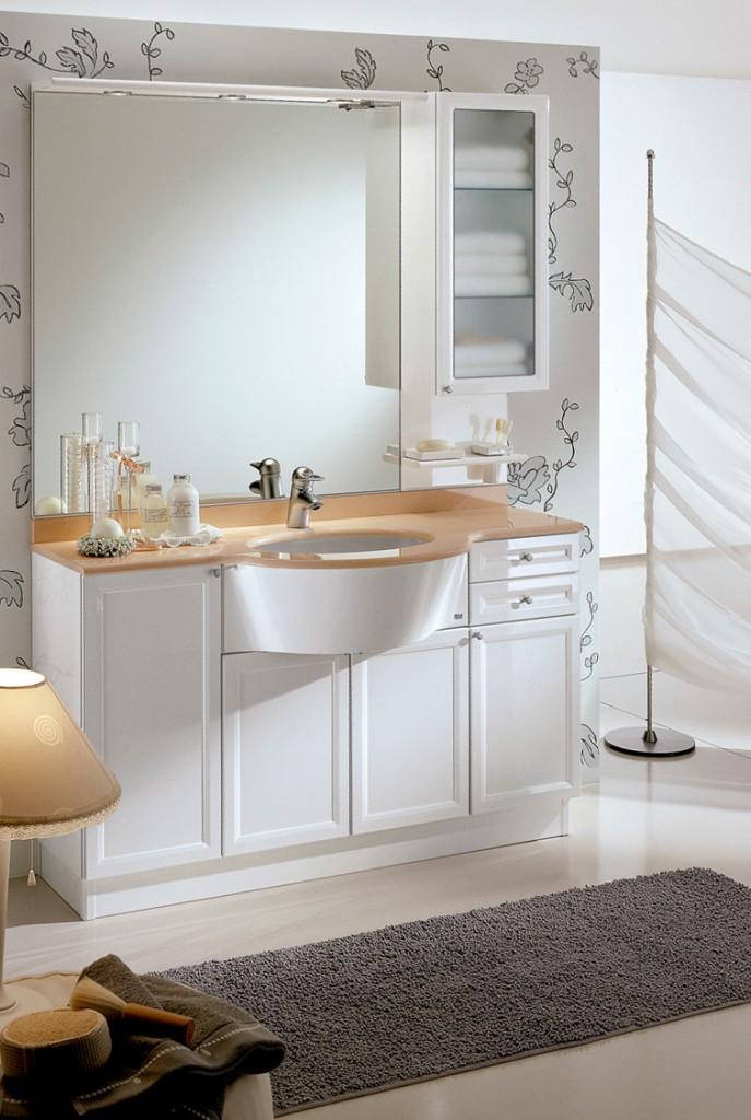 Come arredare un bagno classico  Ideagroup Blog