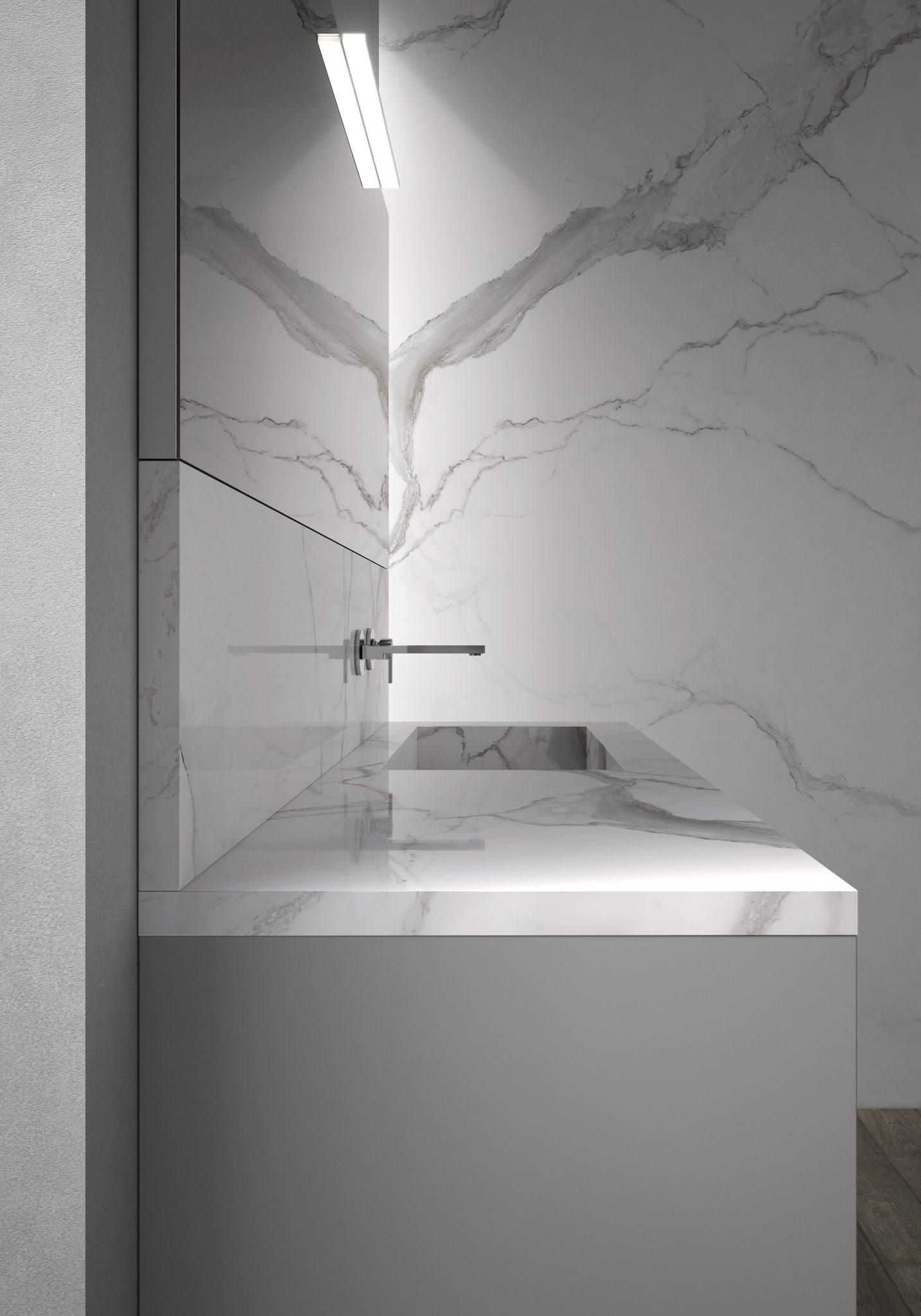 Lavabo di design la tendenza per il bagno del 2017