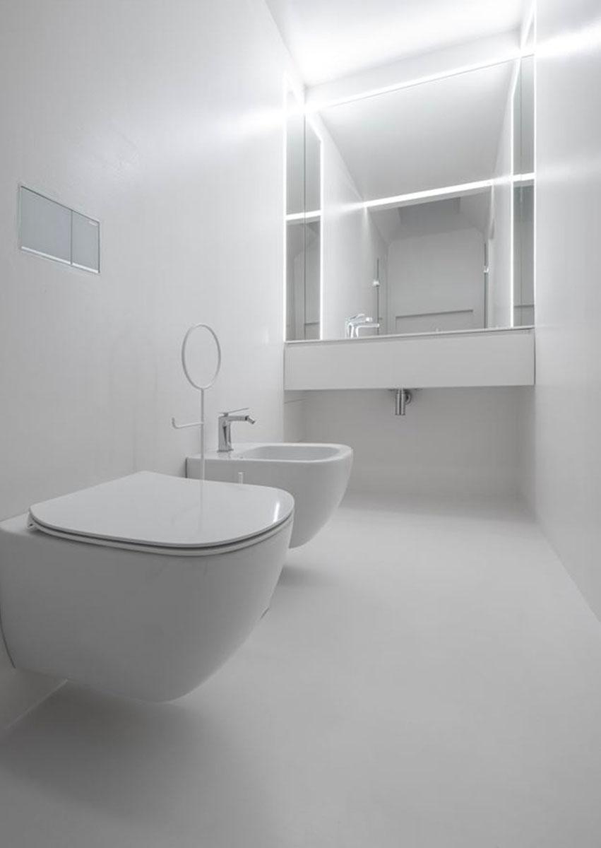 Come rinnovare o ristrutturare un bagno piccolo