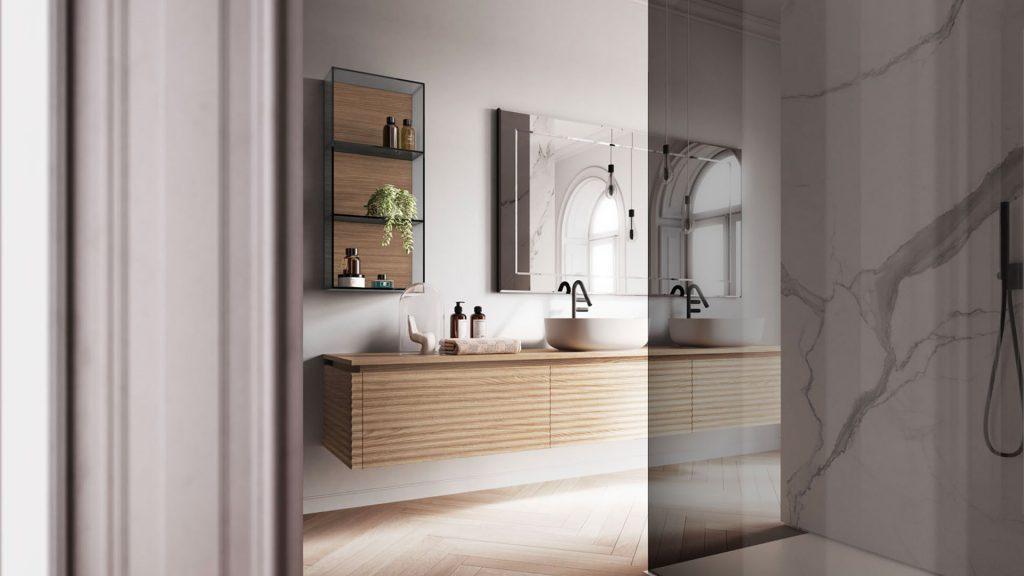 Arredo bagno mobili bagno per la tua casa  IDEAGROUP