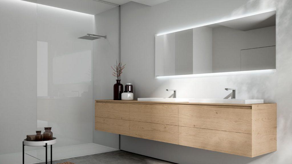 Cubik mobili da bagno moderni per arredo bagno di design