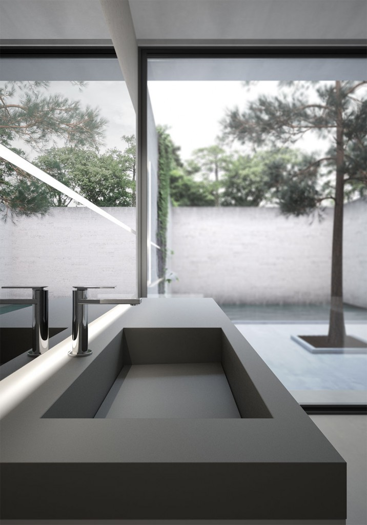 Mobili bagno Sense arredo bagno di design  IDEAGROUP