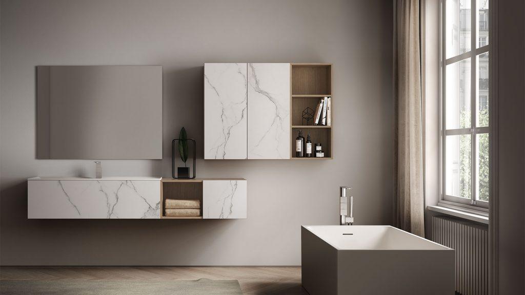 Dogma mobili bagno moderni per bagni di lusso  Ideagroup