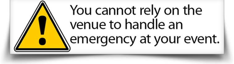 event emergency