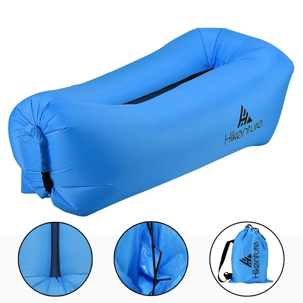 inflatable chair canada bean bag refill target top 10 best air lounges reviewed in 2018 hikenture 3 0 lounger