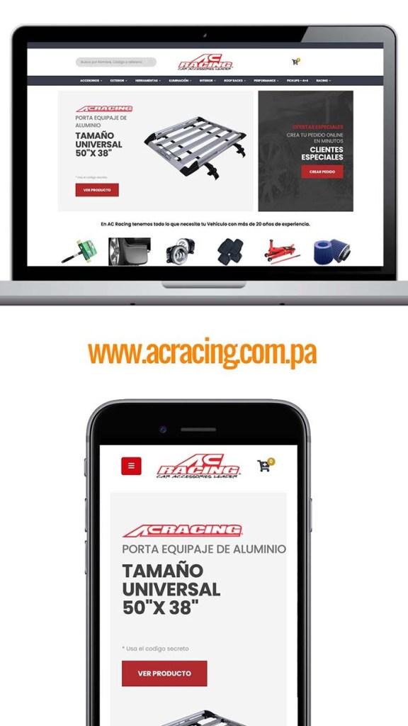 AC Racing Accessories International