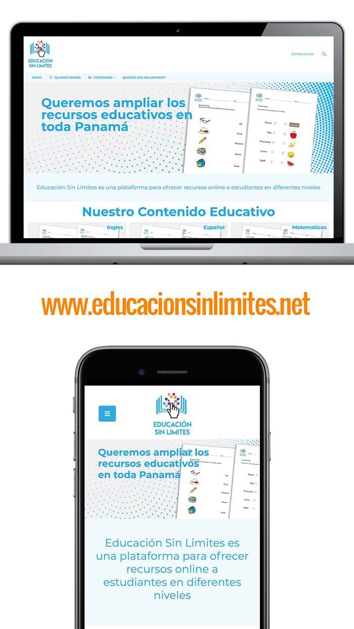 Educación sin Limites en Panamá