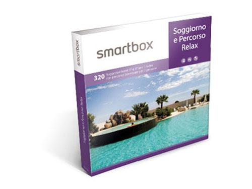 Smartbox in regalo  Idea illuminazione