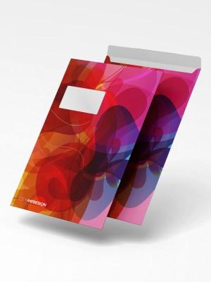 Sobres C4 · 500 unidades | Imprenta offset | Impresión offset