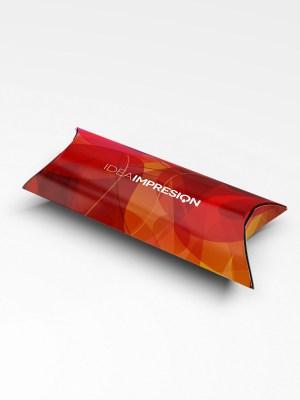 Cajas Almohada S, embalaje, packaging