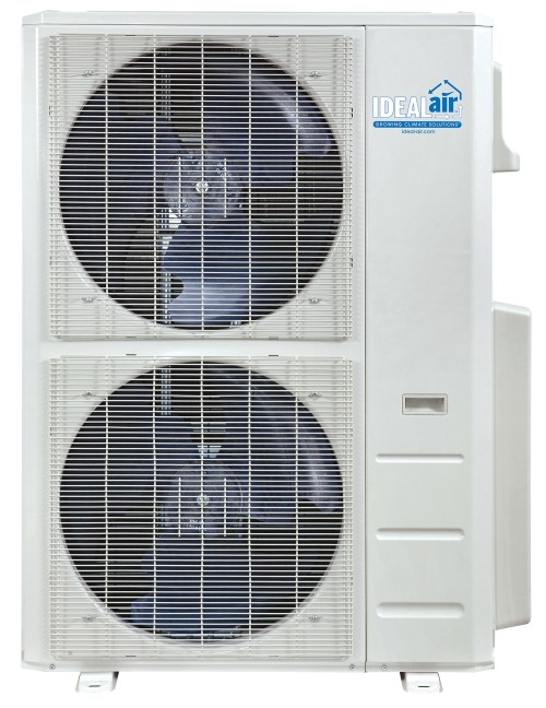 small resolution of ideal air pro dual 48 000 btu 21 5 seer multi zone heating