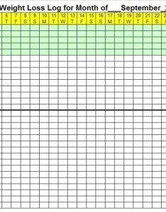 also september weight loss calendar rh ideal charts