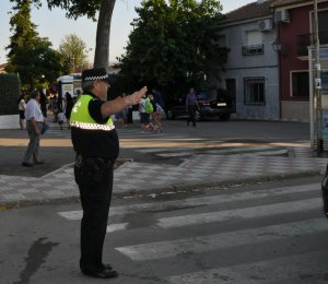 La Policía Local de La Carolina intensifica los controles