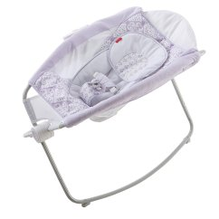 Baby Sleeper Chair Folding Bamboo Chairs Fisher Price Deluxe Newborn Rock 39n Play