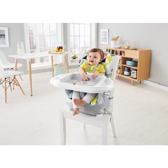 Fisher Price Spacesaver High Chair Cover Ikea Nils Ideal Baby