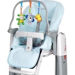 Peg Perego Tatamia High Chair Isaac Swivel Cover For Kit Azzurro Ideal Baby Azzuro
