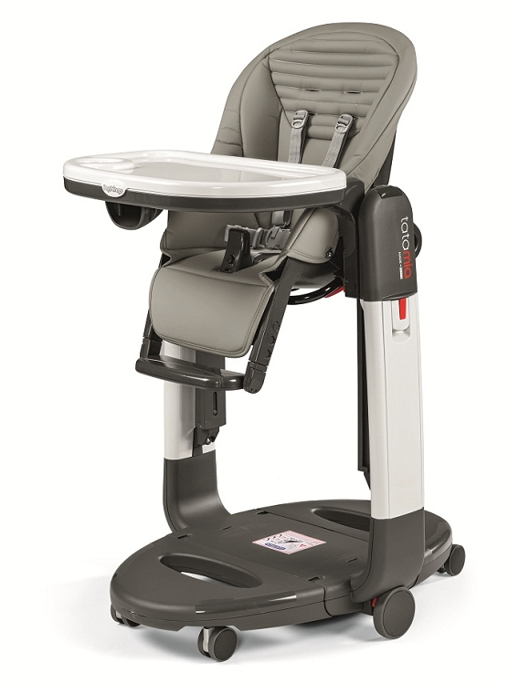 peg perego tatamia high chair plans for adirondack footstool stripes grey ideal baby quick view