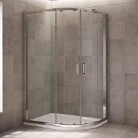 Mira LEAP Quadrant Shower Enclosure Panels (No Door), 6MM