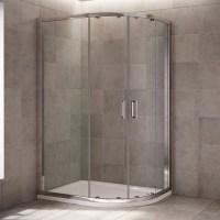 Mira LEAP Quadrant Shower Enclosure Panels (No Door), 6MM
