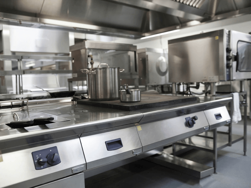 Commercial Kitchen Cleaning  How Clean is Clean Enough