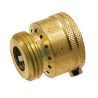 Hose Bibb Vacuum Breaker Anti-Siphon Brass 3/4 inch Male x ...