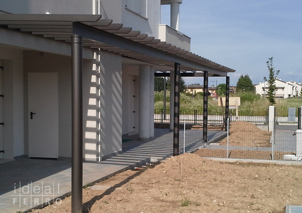 Pergola tutto ferro  Idealferro