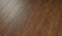 Rustic Leather Hickory Laminate Flooring