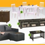 furniture, package, rm160