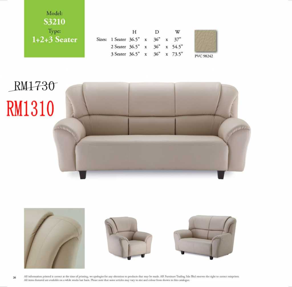 living room sofa malaysia stacey leather 5 piece modular sectional sofas lshape and 321 sets ideal home furniture