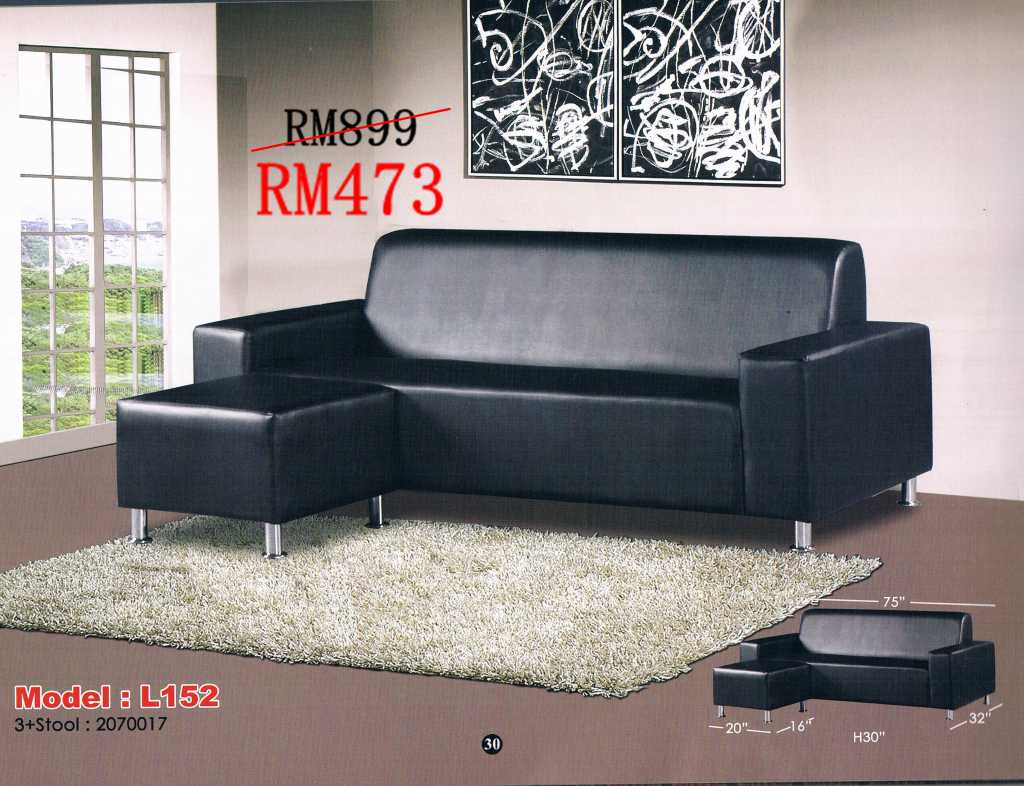 sofa bed malaysia murah lit 2 places sofas l shaped and 321 sets ideal