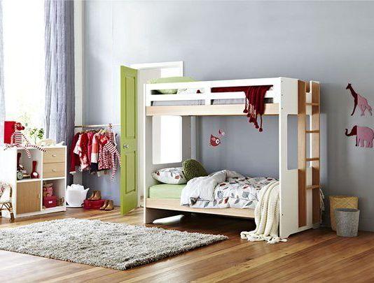 double deckers bunk bed, katil 2 tingkat, katil doble deckers, bunk beds kayu