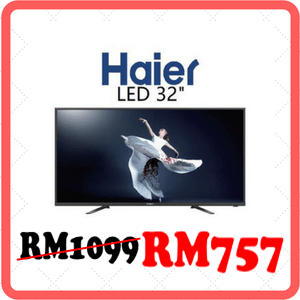 kedai barang elektrik murah, lazada tv, cheap led tv, samsung tv, tv promotion,