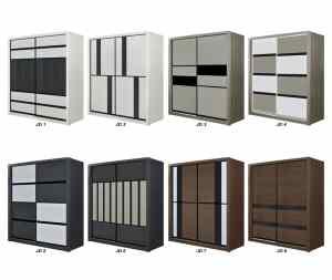 8x8 wardrobe, melamine wardrobe, built in wardrobe, sliding melamine wardrobe