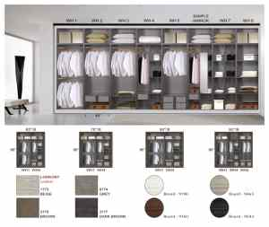 customize wardrobe, good quality closet, custom almari baju, diy wardrobe