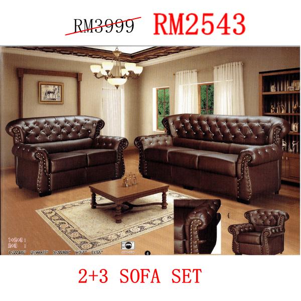 Sofas Malaysia - L Shaped Sofa And 321 Sofa Sets | Ideal Home Furniture