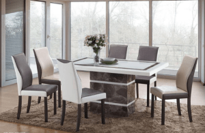 modern marble dining tables, modern dining room tables, dining table sets modern, marble dining table modern, modern white dining table set