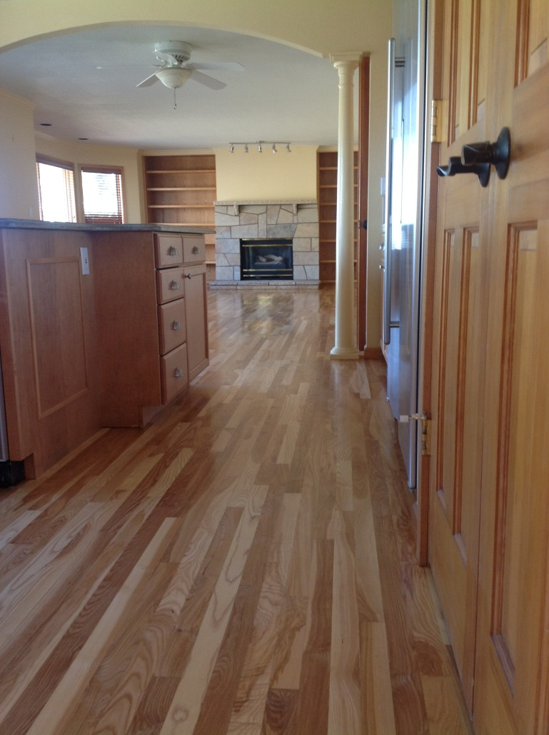 Ash Floor Sand and Finish  Magnus Anderson Ideal Hardwood