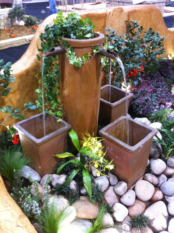 water features - fort worth outdoor