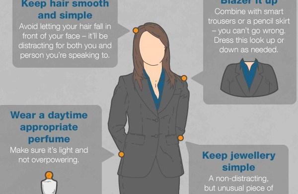İş Toplantılarında Nasıl Giyinmek Gerekir? (Infografik)
