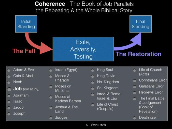 Book of Job, Raz, Week #28.005